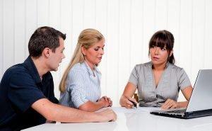 מעבר דירה בגירושין